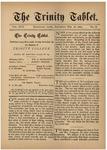 Trinity Tablet, February 16, 1884