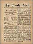 Trinity Tablet, June 7, 1884