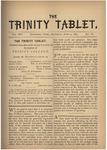 Trinity Tablet, June 9, 1883