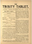 Trinity Tablet, June 30, 1883