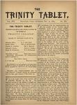 Trinity Tablet, December 15, 1883