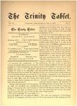 Trinity Tablet, February 3, 1877