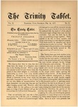 Trinity Tablet, February 24, 1877
