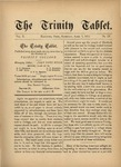 Trinity Tablet, April 7, 1877