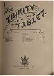Trinity Tablet, November 10, 1888