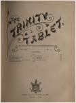 Trinity Tablet, November 24, 1888