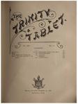 Trinity Tablet, December 15, 1888
