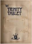 Trinity Tablet, December 22, 1891