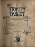 Trinity Tablet, January 30, 1892