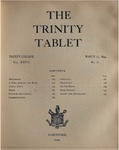 Trinity Tablet, March 17, 1894 Advertisements