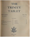 Trinity Tablet, May 9, 1894 Advertisements