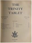 Trinity Tablet, May 26, 1894 Advertisements