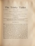 Trinity Tablet, June 26, 1894