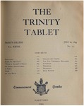 Trinity Tablet, June 26, 1894 Advertisements