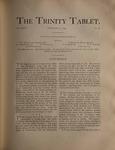 Trinity Tablet, February 4, 1893