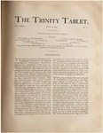 Trinity Tablet, June 3, 1893