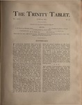 Trinity Tablet, June 25, 1893