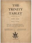 Trinity Tablet, 1894 Index