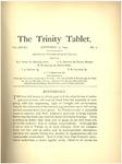 Trinity Tablet, November 17, 1894