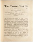 Tirnity Tablet, December 13, 1890