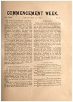 Trinity Tablet, June 21, 1891 (Commencement Special)