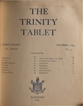 Trinity Tablet, December 5, 1894 (Advertisements)