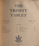 Trinity Tablet, March 12, 1895 (Advertisements)