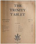 Trinity Tablet, June 8, 1895 (Advertisements)
