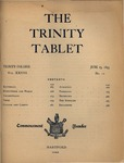 Trinity Tablet, June 25, 1895 (Advertisements)