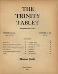 Trinity Tablet, December 17, 1896 Advertisements