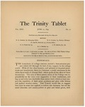 Trinity Tablet, June 12, 1897