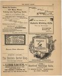 Trinity Tablet, October 16, 1897 Advertisements
