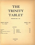 Trinity Tablet, March 31, 1898 Advertisements