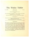 Trinity Tablet, June 3, 1898