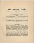 Trinity Tablet, June 28, 1898