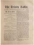 Trinity Tablet, December 7, 1889