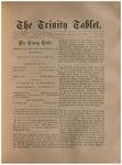 Trinity Tablet, February 8, 1890