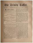 Trinity Tablet, May 10, 1890
