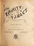 Trinity Tablet, 1890 Index