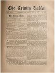 Trinity Tablet, June 24, 1890