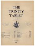 Trinity Tablet, May 06, 1902