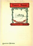 Trinity Tablet, December 25, 1902