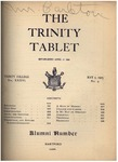 Trinity Tablet, May 2, 1903