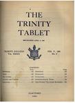 Trinity Tablet, February 27, 1906 by Trinity College
