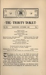 Trinity Tablet, October 1906 by Trinity College