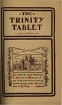 Trinity Tablet, January 1907