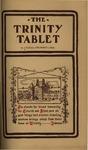 Trinity Tablet, January 1907 by Trinity College