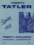 The Trinity Tatler, Spring 1958