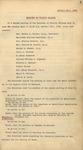 Trinity College Trustees (Meeting) Minutes, Volume 3 (1908-1926)