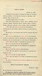 Trinity College Trustees (Meeting) Minutes, Volume 5 (1938-1947)